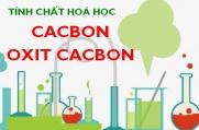 Tính chất hoá học của Cacbon (C), Cacbon oxit (CO) - hoá lớp 9